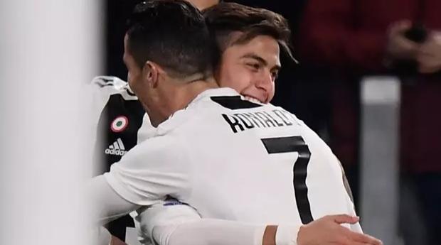Cristiano Ronaldo Di Putaran ke 24 Serie A 2018-2019