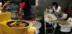3 Restoran Aneh Dan Paling Unik Di Dunia
