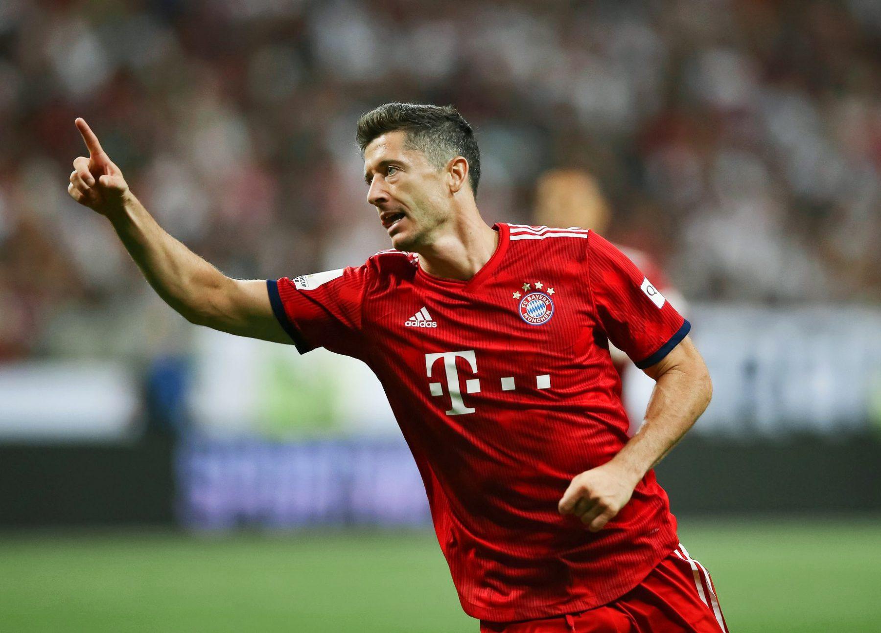 Robert Lewandowski: Saya bisa membayangkan masa depan yang lebih panjang untuk Bavaria