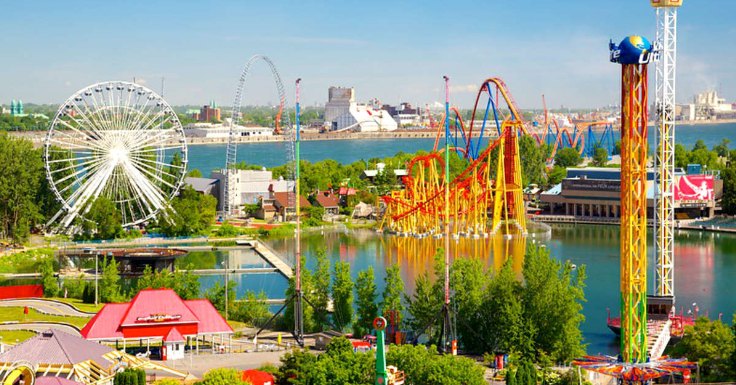 4 Theme Parks Yang Wajib Anda Kunjungi