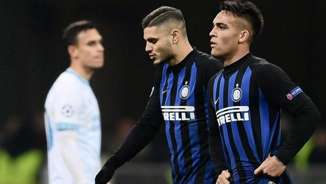 Lautaro Martinez memberikan dukungan penuh kepada Mauro Icarid untuk bisa kembali keklub Inter Milan