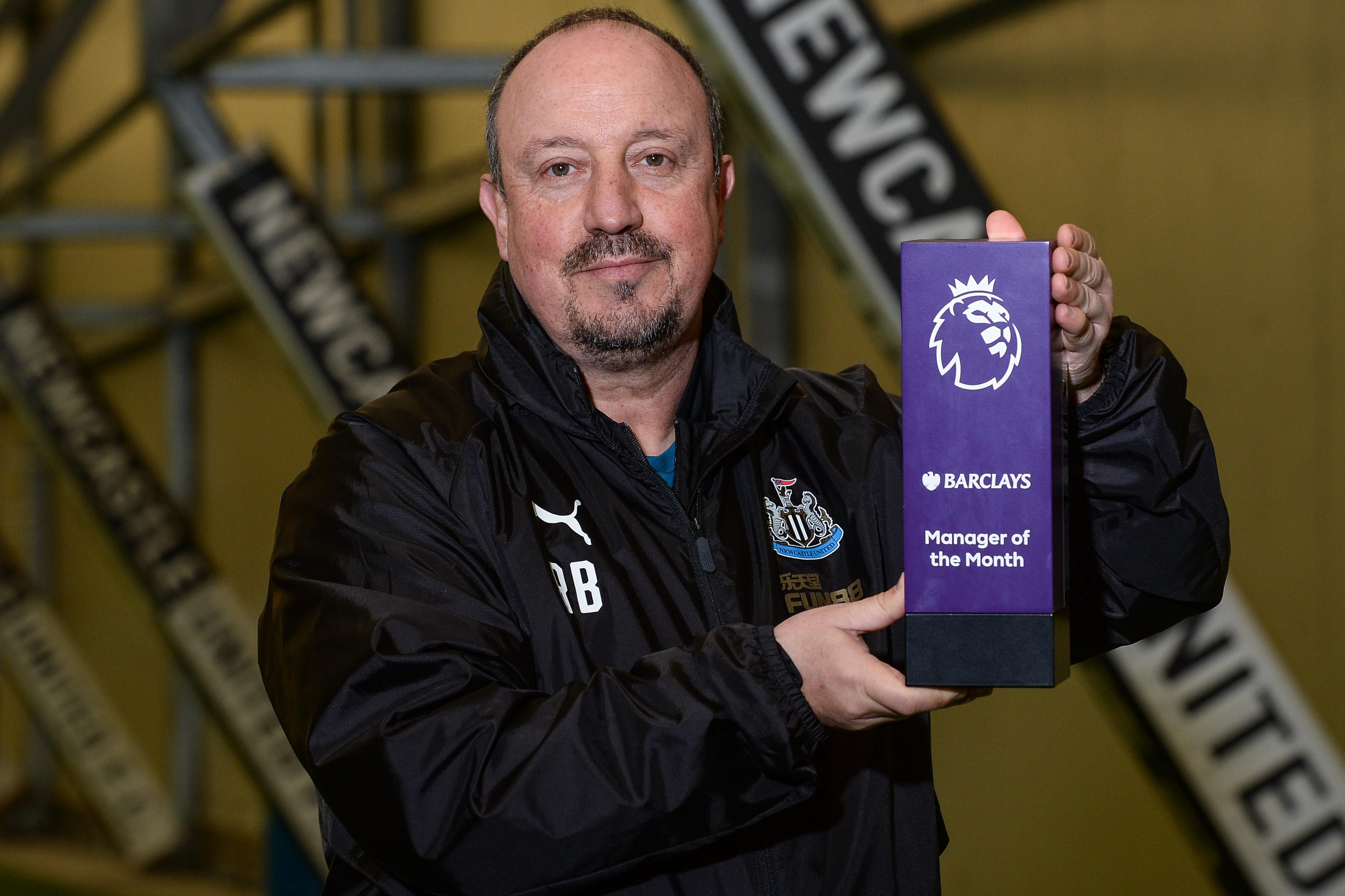Jika Diberikan Dana Transfer, Benitez Bertahan di Newcastle